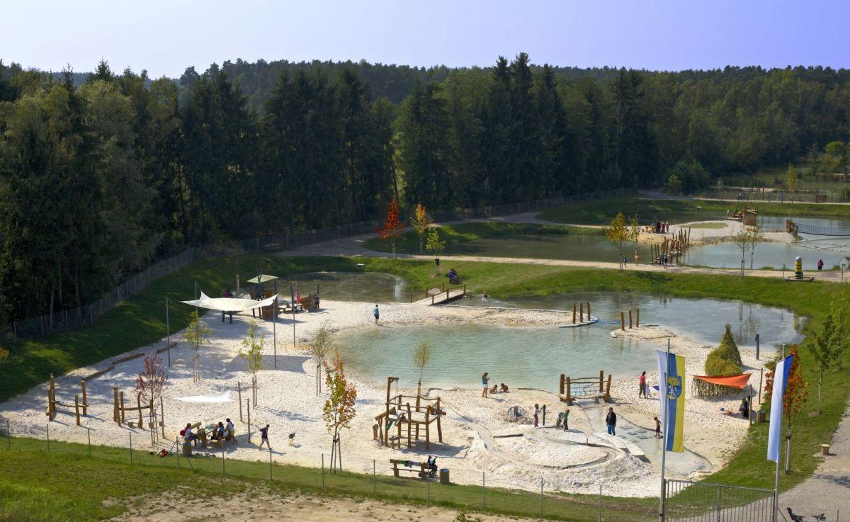Wasser Fisch Natur Wackersdorf